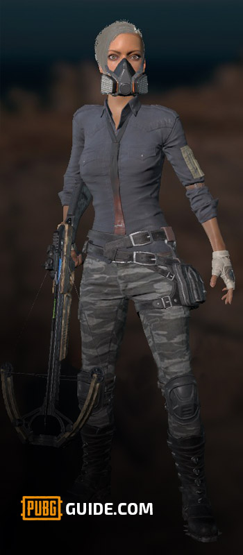 PUBG_Crossbow_Character