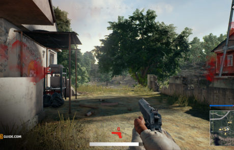 PUBG_P1911_first_person_view
