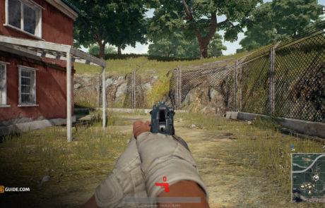 PUBG_P92_iron_sights_view