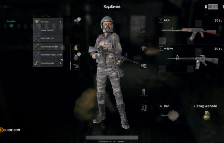 PUBG_m16a4_inventory_view