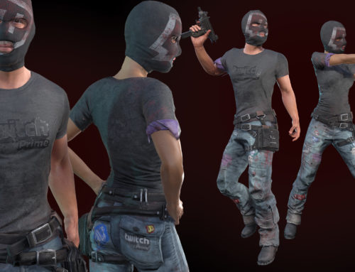 Exclusive Limited Time PUBG Twitch Prime Skins!